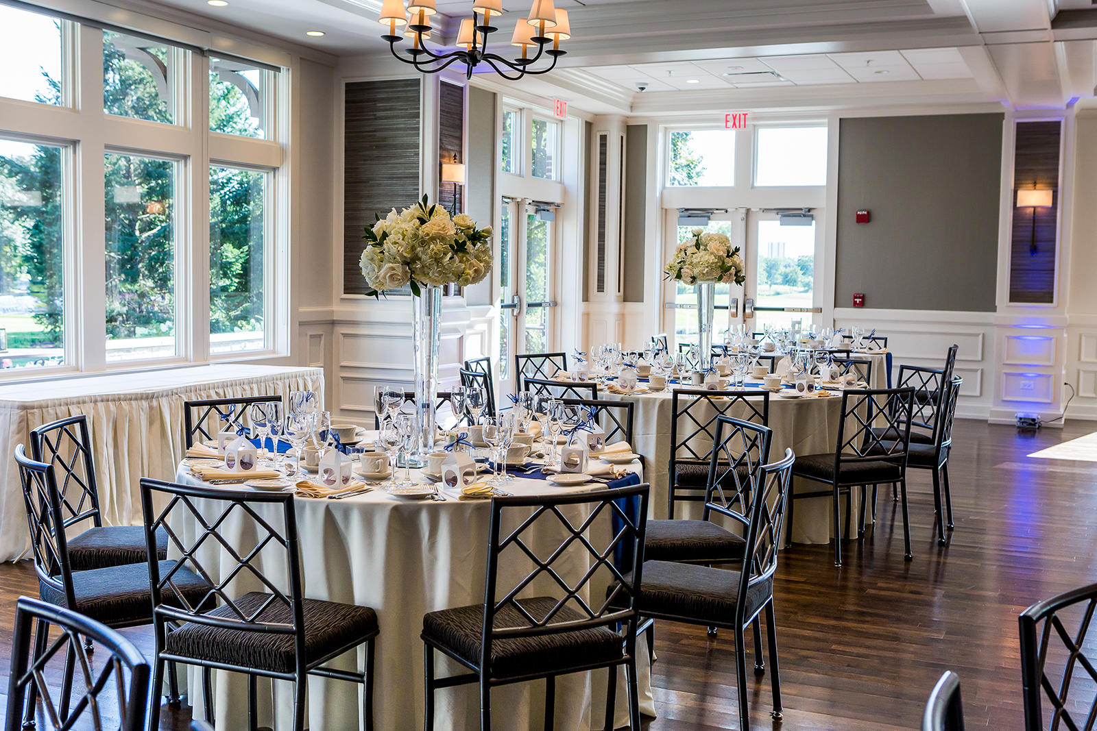 Wedding At Chevy Chase Country Club Wheeling Reception 216 27 17 2